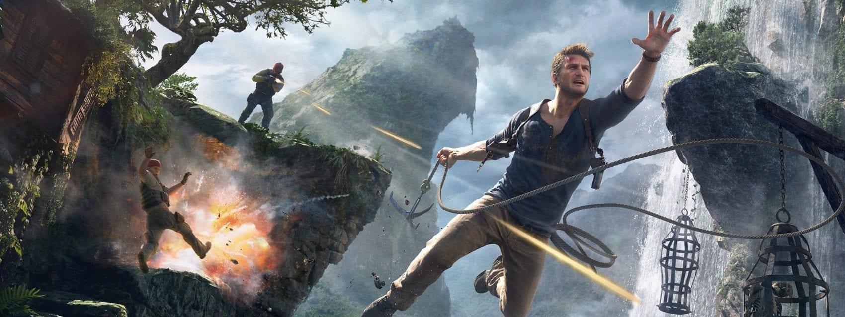 Battle Lara Croft VS Nathan Drake My Geek Actu Uncharted 4 Cover.jpg
