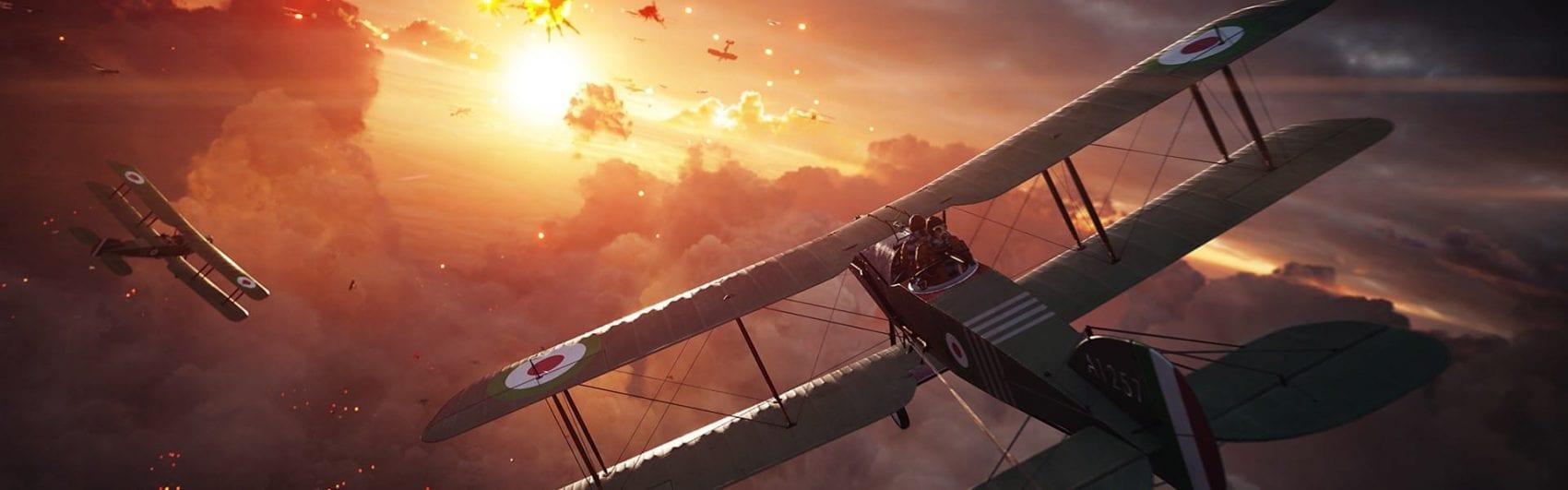 Battlefield News My Geek Actu Série TV Avion