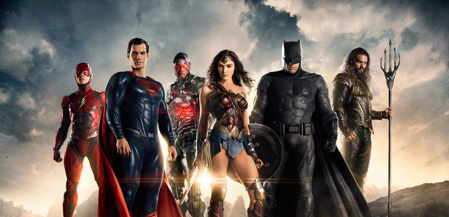 TRAILER – Justice League