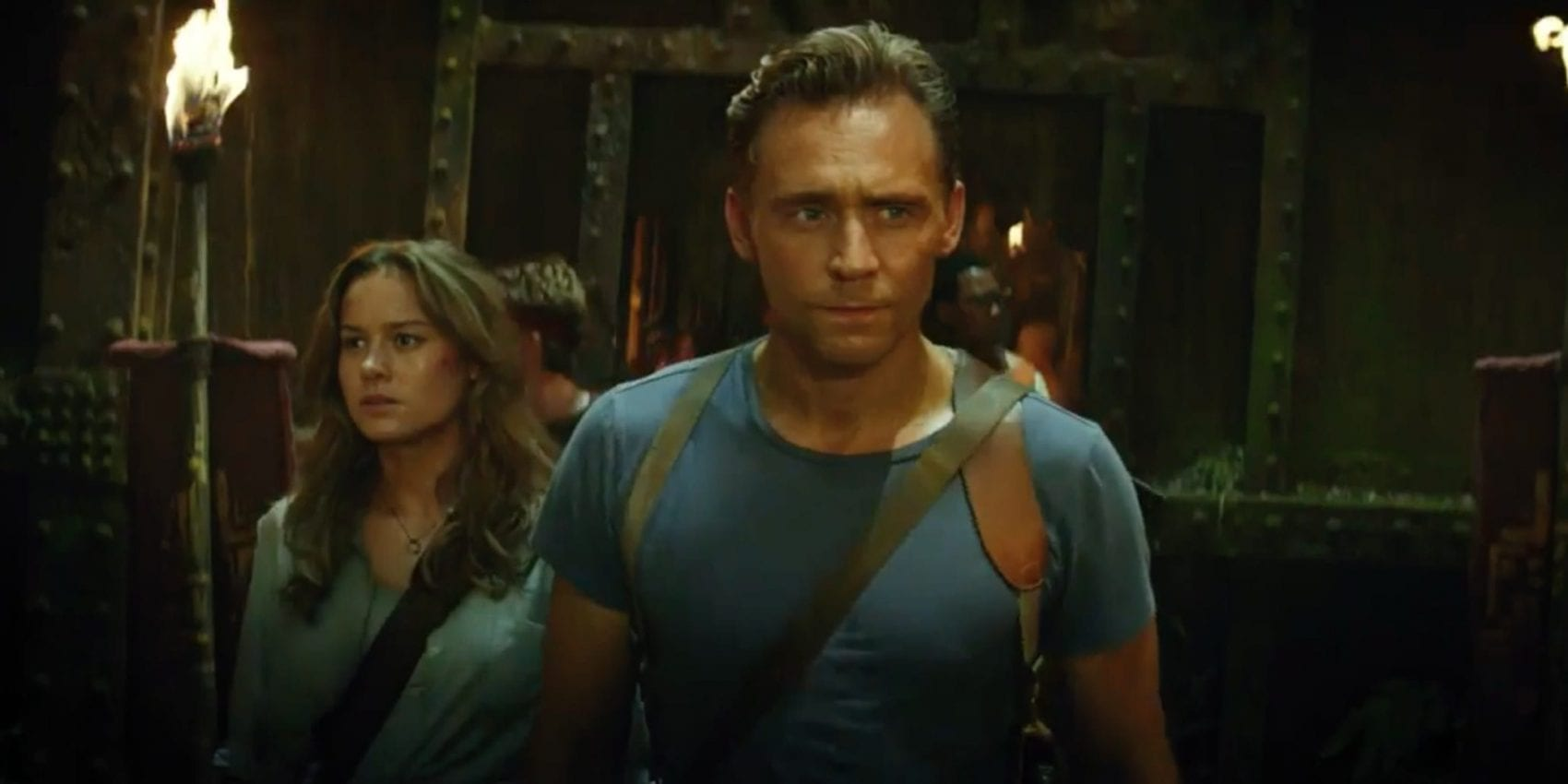 Kong Skull Island Trailer My Geek Actu Tom Hiddleston Brie Larson