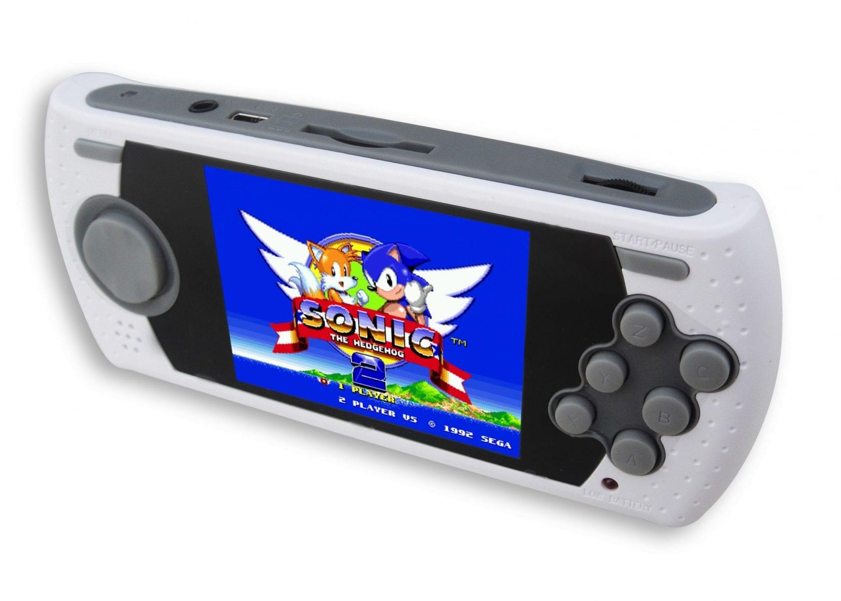 Mega Drive Ultimate Portable Game Player News My Geek Actu