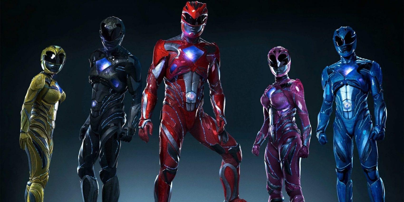 Power Rangers Film News My Geek Actu