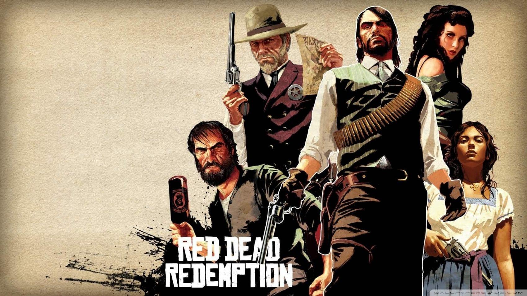 Red Dead Redemption NEws My Geek Actu 2