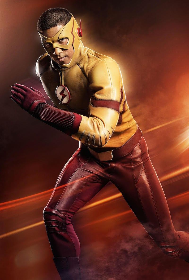 The Flash News My Geek Actu Kid Flash
