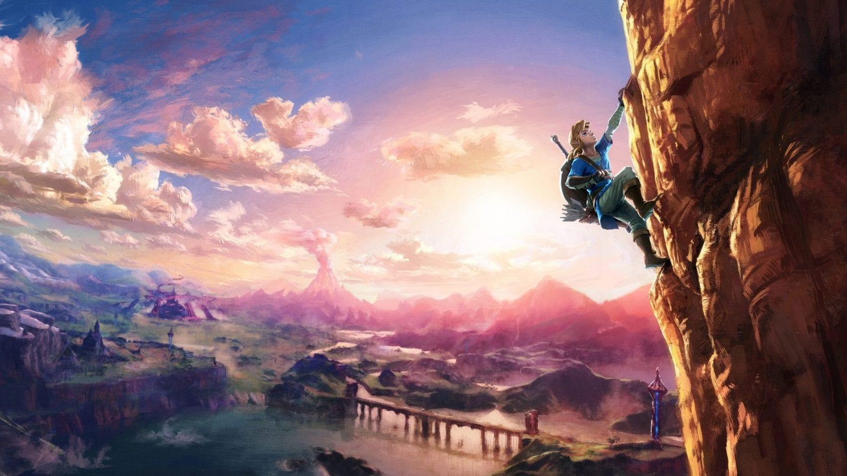 The Legend of Zelda Breath The wild News My Geek Actu Cover Alt