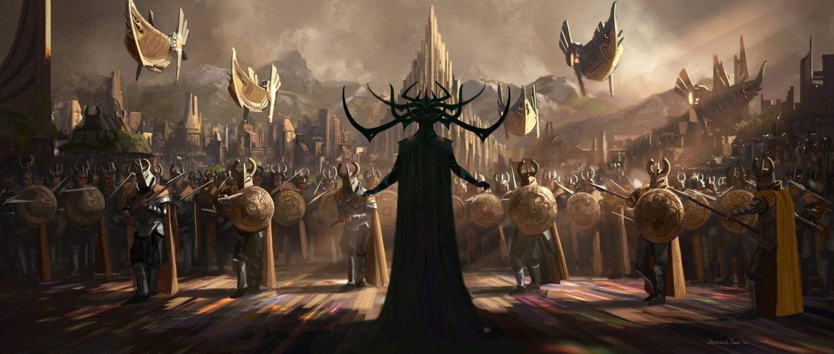 Thor Ragnarok News My Geek Actu Cover