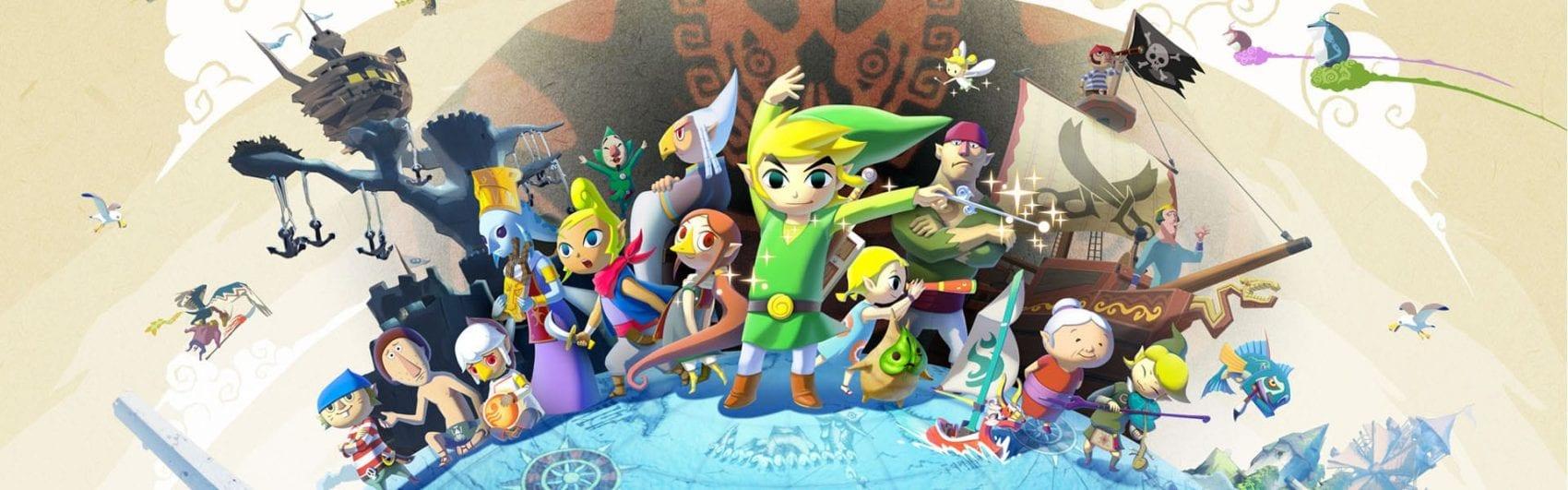 TOP 10 Meilleures musiques de jeux-vidéo The Legend of Zelda The Wind Waker