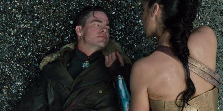 Wonder Woman Trailer My Geek Actu Chris Pine