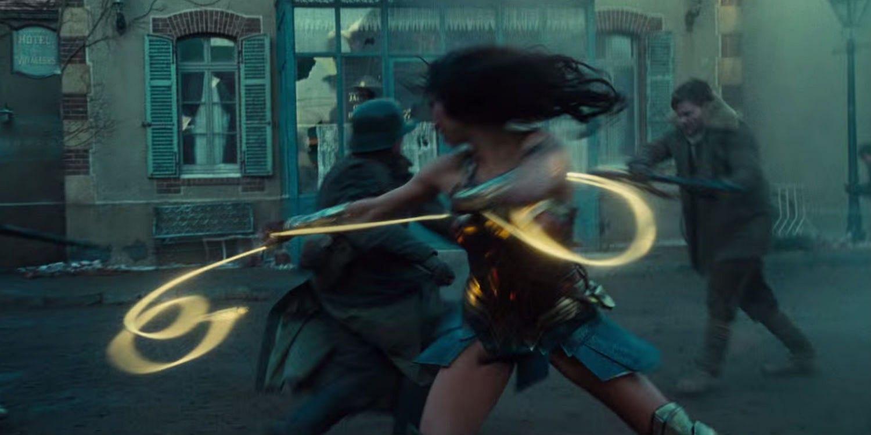 Wonder Woman Trailer My Geek Actu Lassot