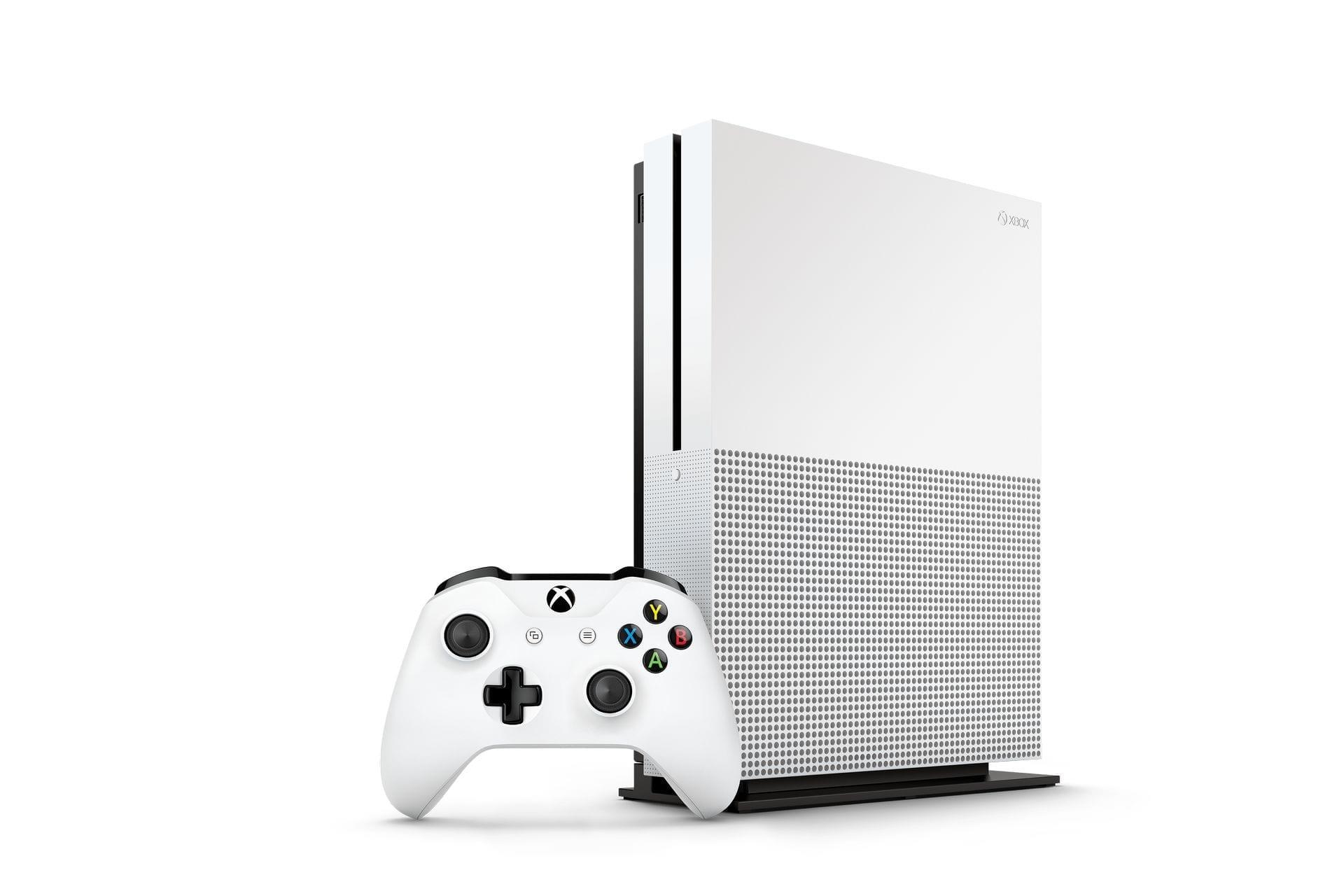 NEWS – Xbox One S
