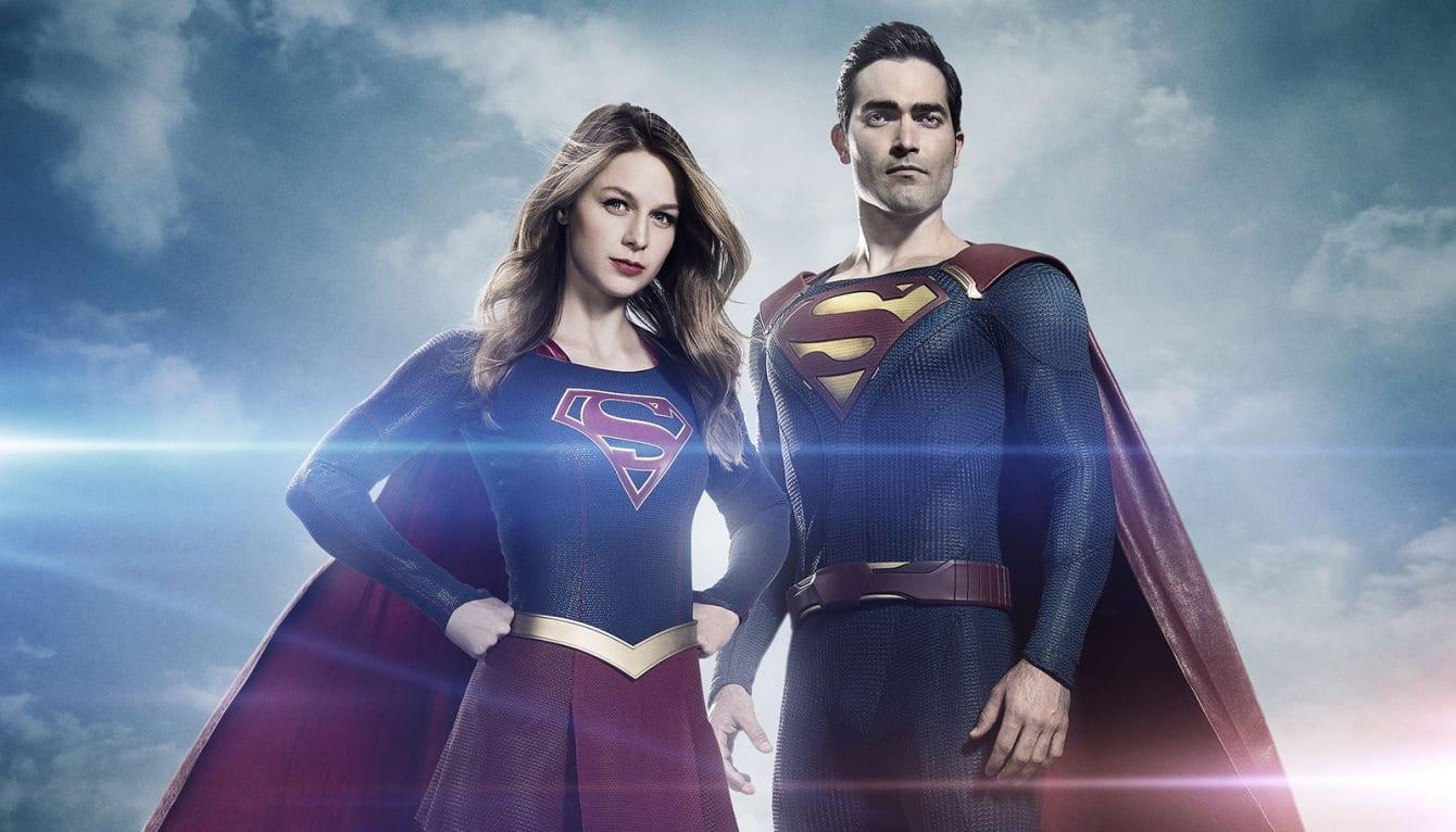 Arrow Flash Supergirl Legends of Tomorrow CW Series News My Geek Actu Superman