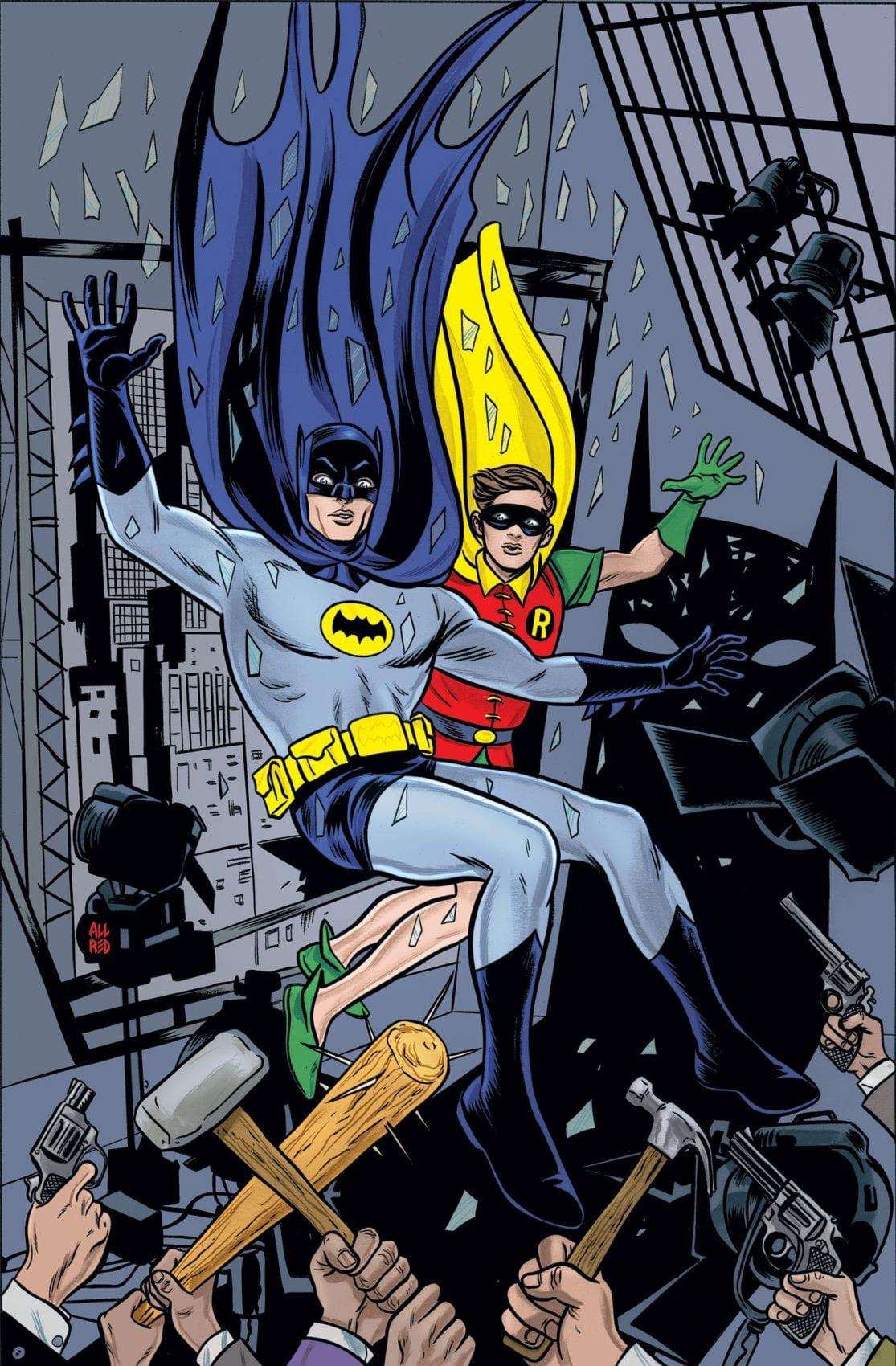 Batman Return of the caped crusader Trailer My Geek Actu Cover Alt