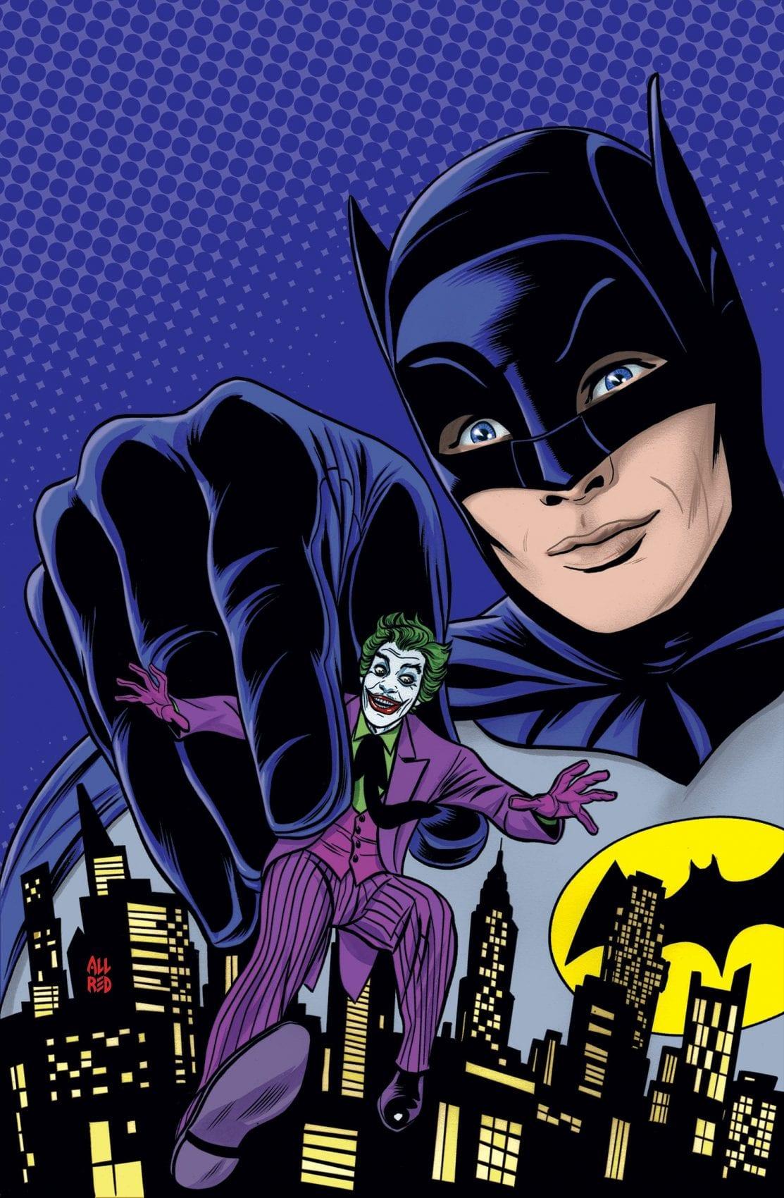 TRAILER – Batman : Return of the Caped Crusaders