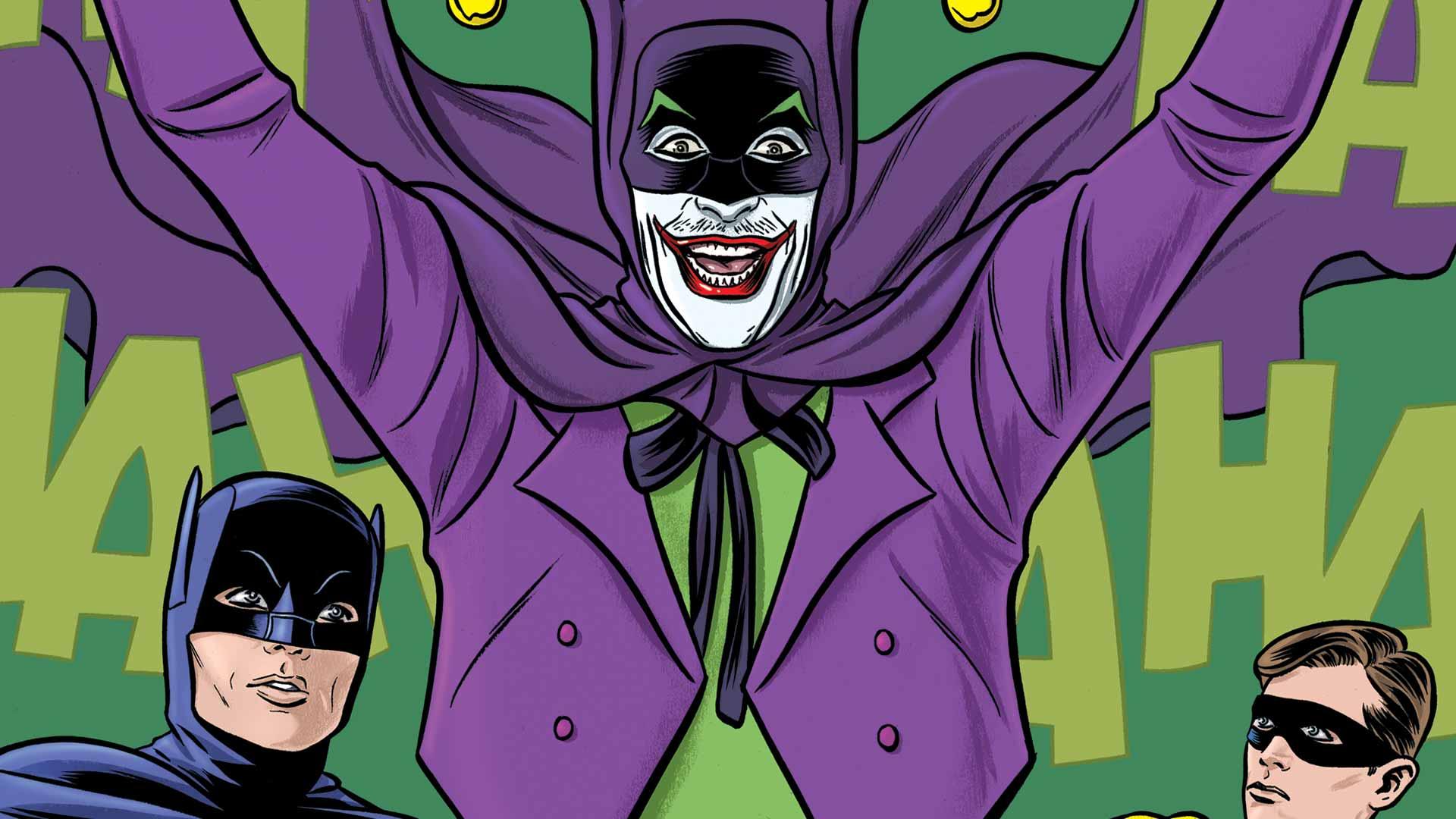Batman Return of the caped crusader Trailer My Geek Actu Joker
