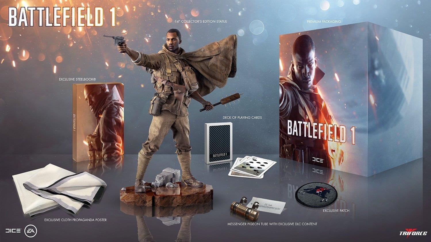 Battlefield 1 News My Geek Actu Edition Collector US