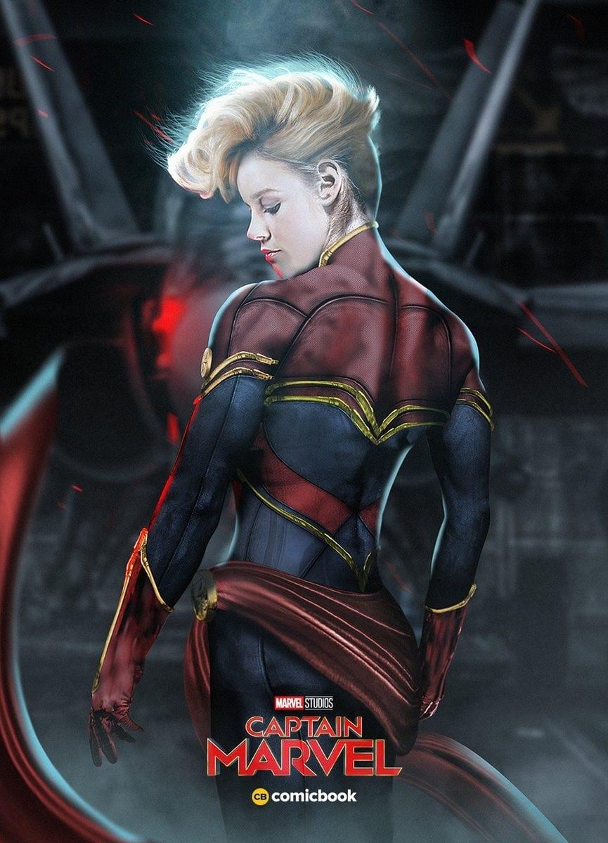 NEWS – Captain Marvel