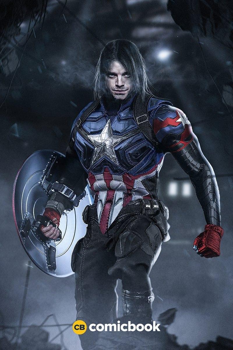 Bucky captain america news my geek 3