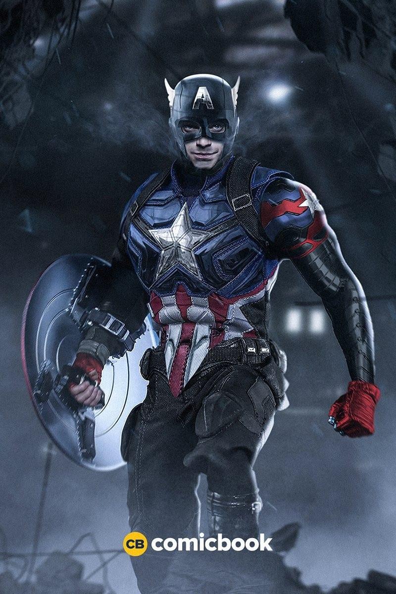 Bucky captain america news my geek