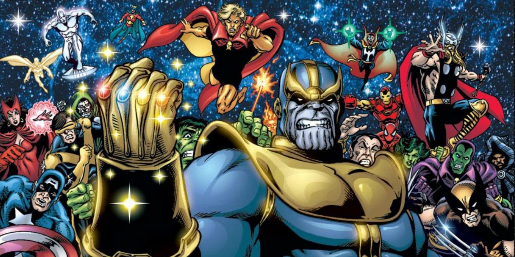 NEWS – Avengers: Infinity War