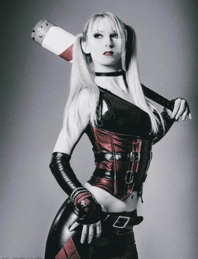 Jill Grayson Interview My Geek Actu Harley Quinn 4
