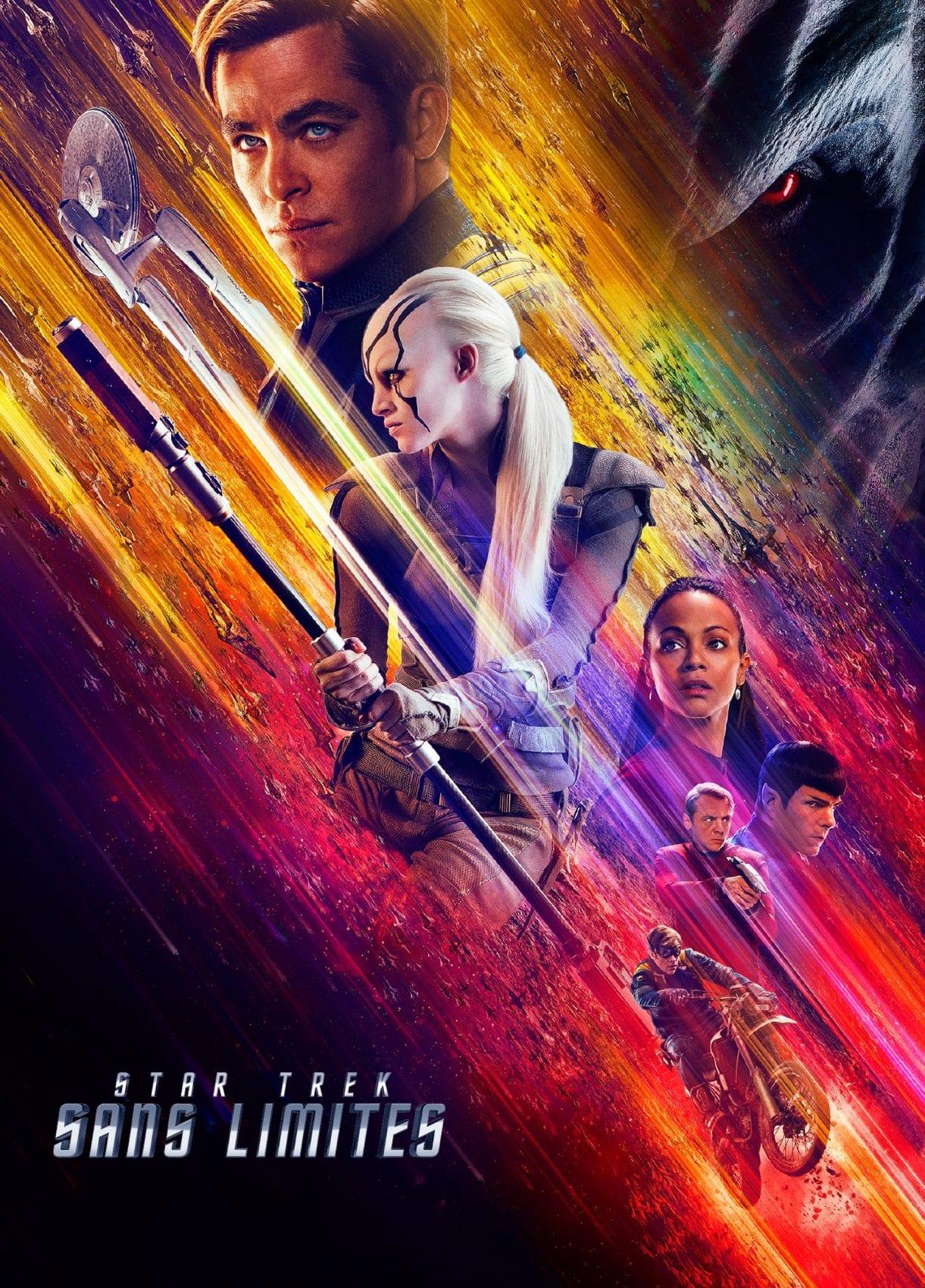 REVIEW – Star Trek: Beyond