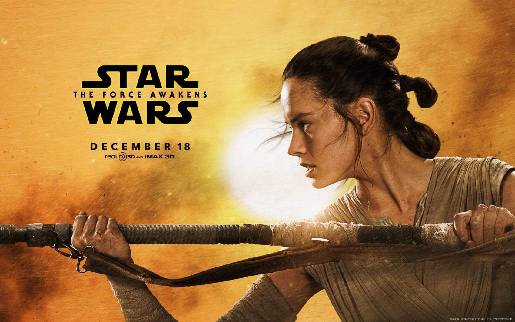 5 BONNES RAISONS – d'adorer Star Wars VII