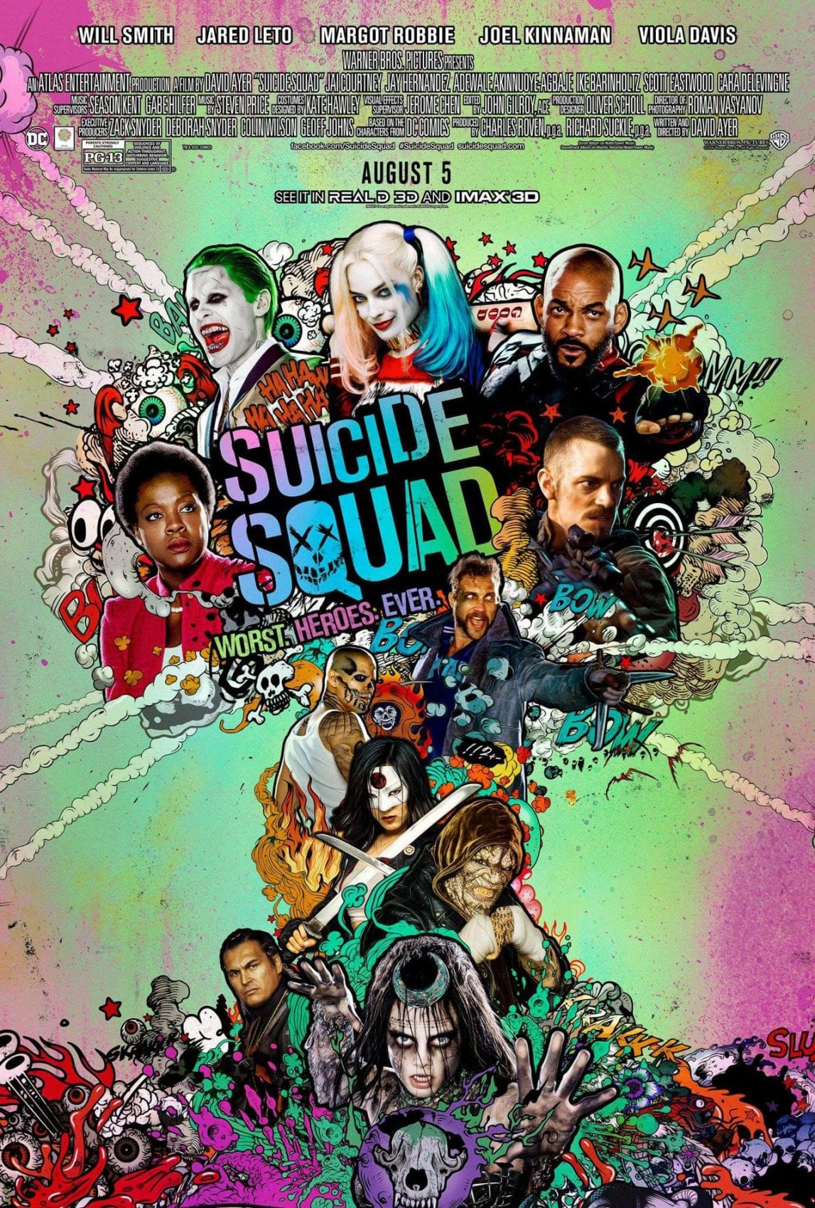 REVIEW – Suicide Squad