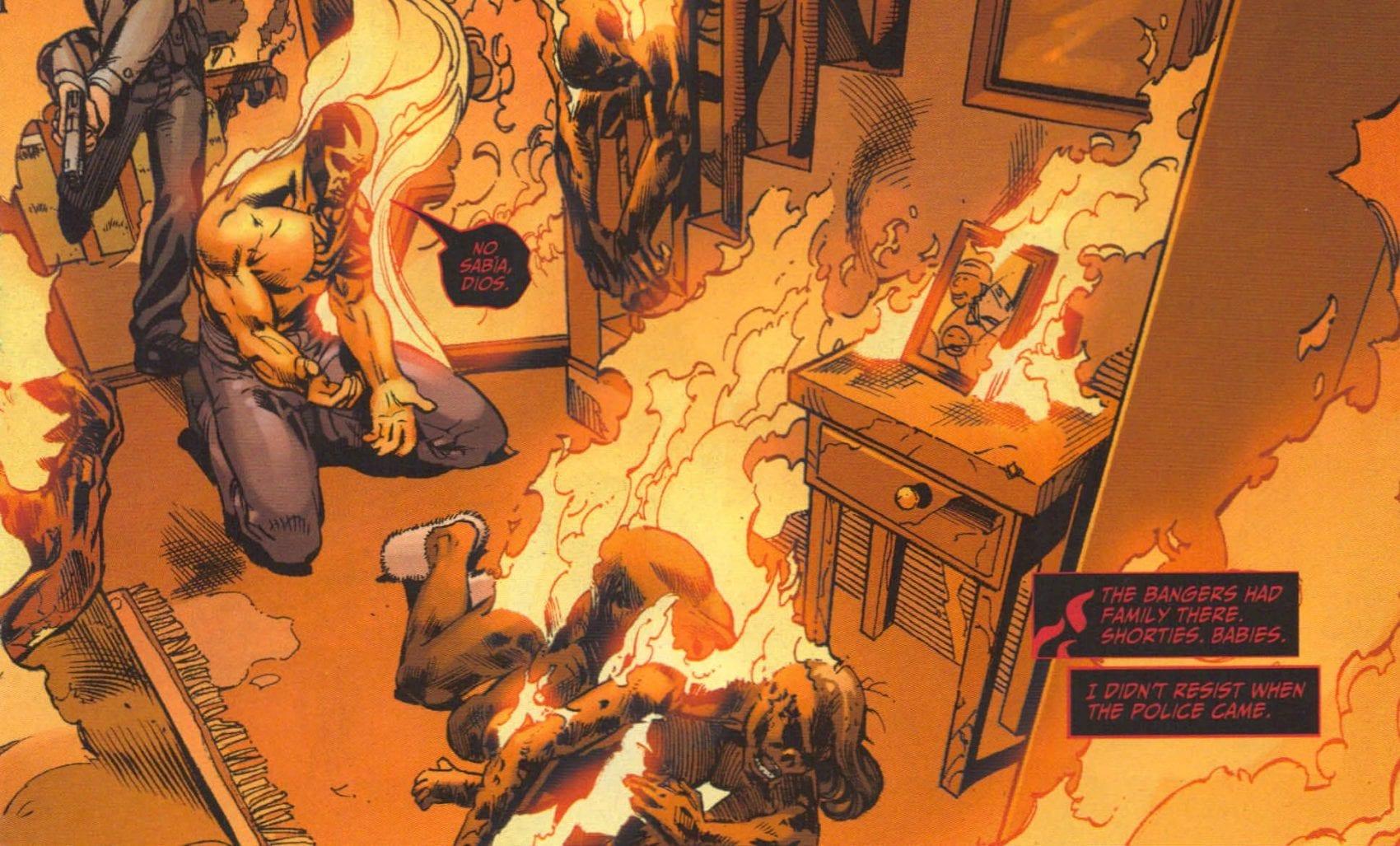 Suicide Squad Review My Geek Actu El Diablo