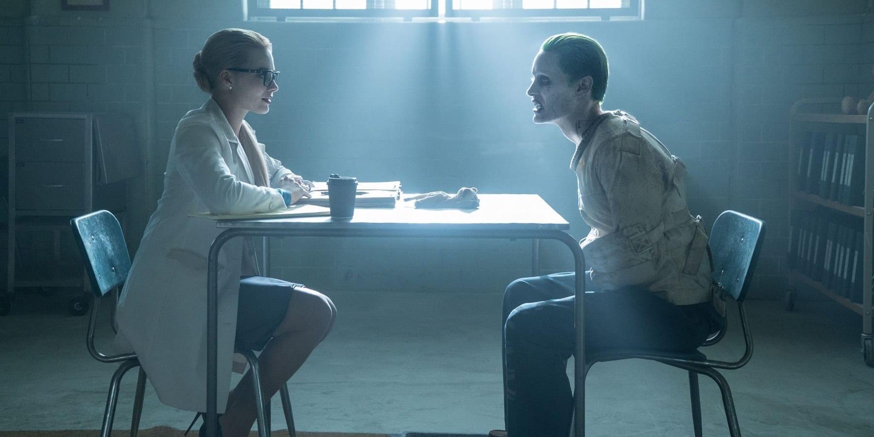 Suicide Squad Review My Geek Actu Joker Harley Quinn