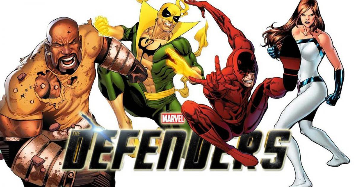The defenders My Geek Actu