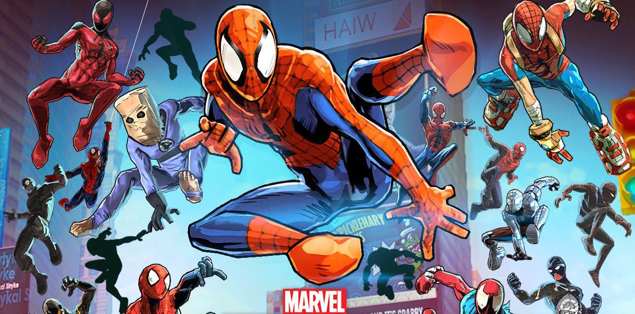 TOP 10 meilleurs jeux de super-héros Spiderman Unlimited