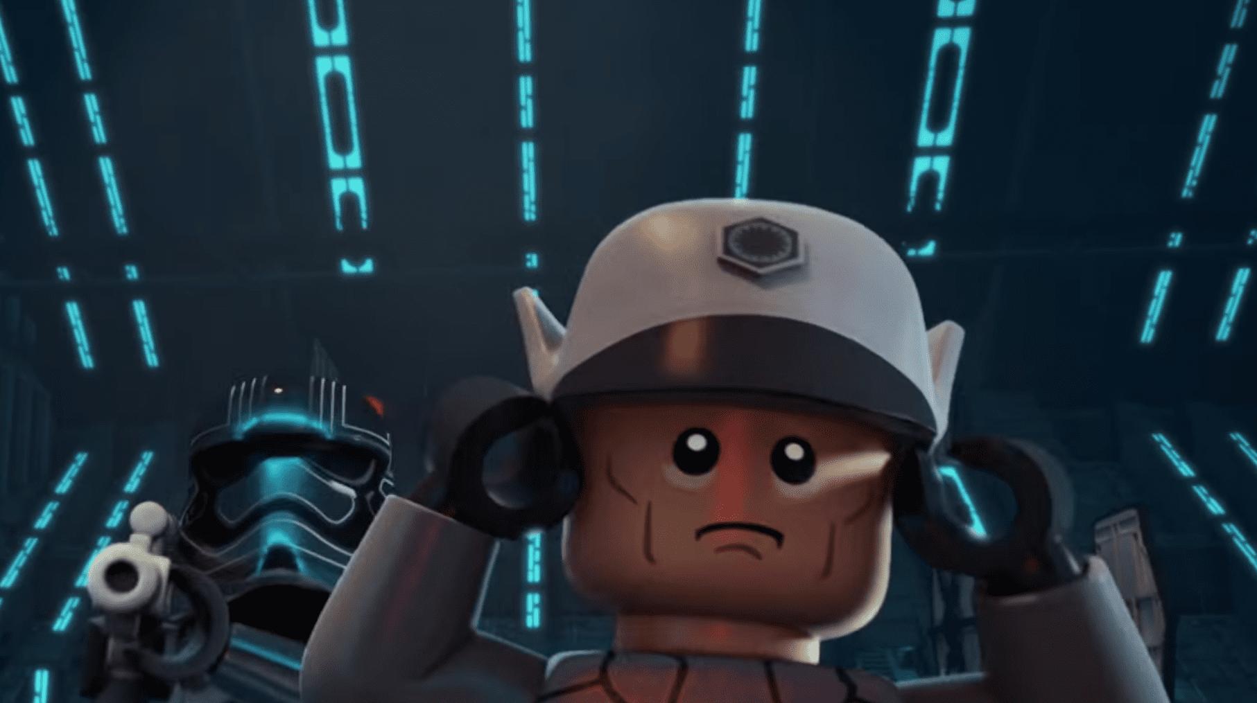 VIDEO – LEGO Star Wars : L'aube de la Résistance