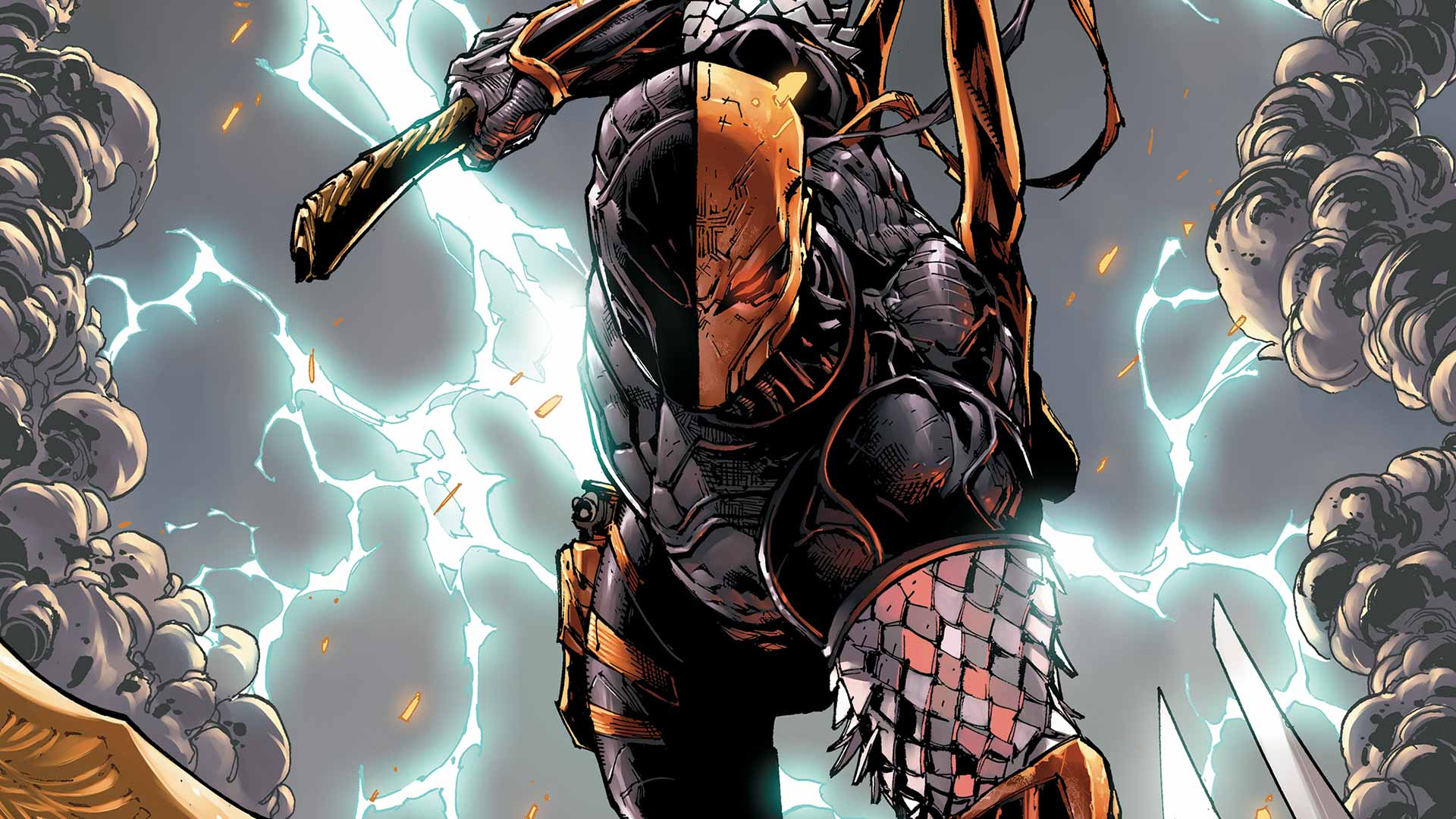 NEWS – Deathstroke