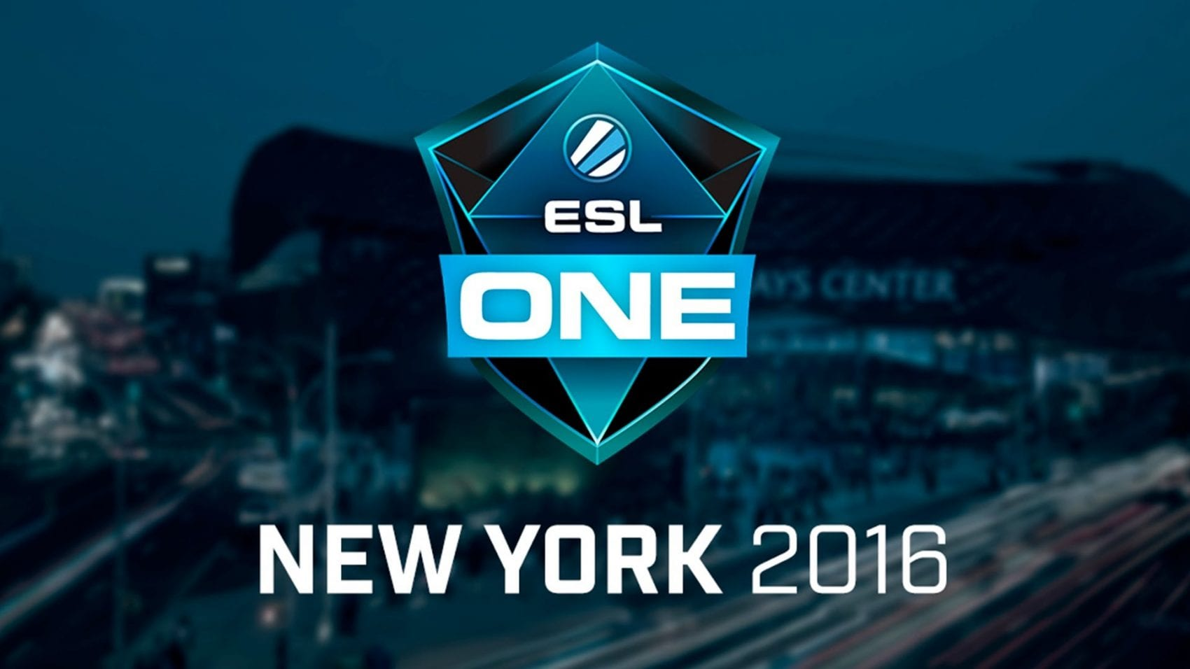 NEWS – ESL One New York 2016