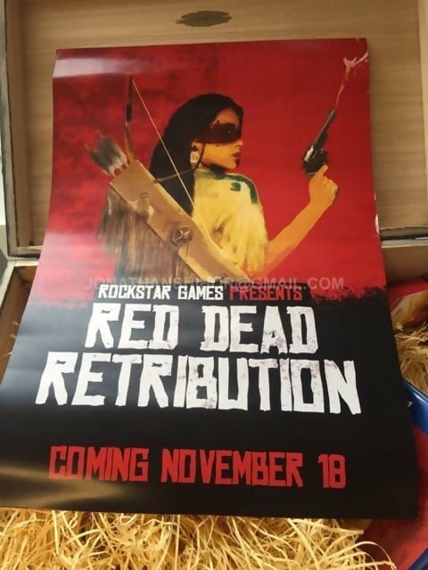 Read Dead Retribution News My Geek Actu