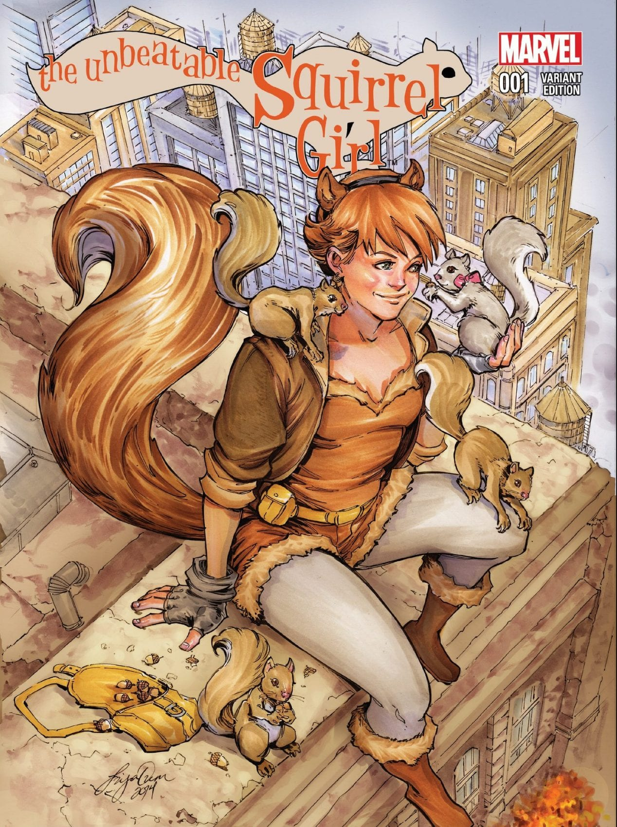 NEWS – Squirrel Girl