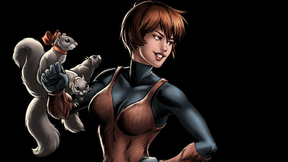 ZOOM – Squirrel Girl