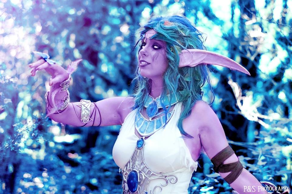 INTERVIEW – Kaali Cosplay