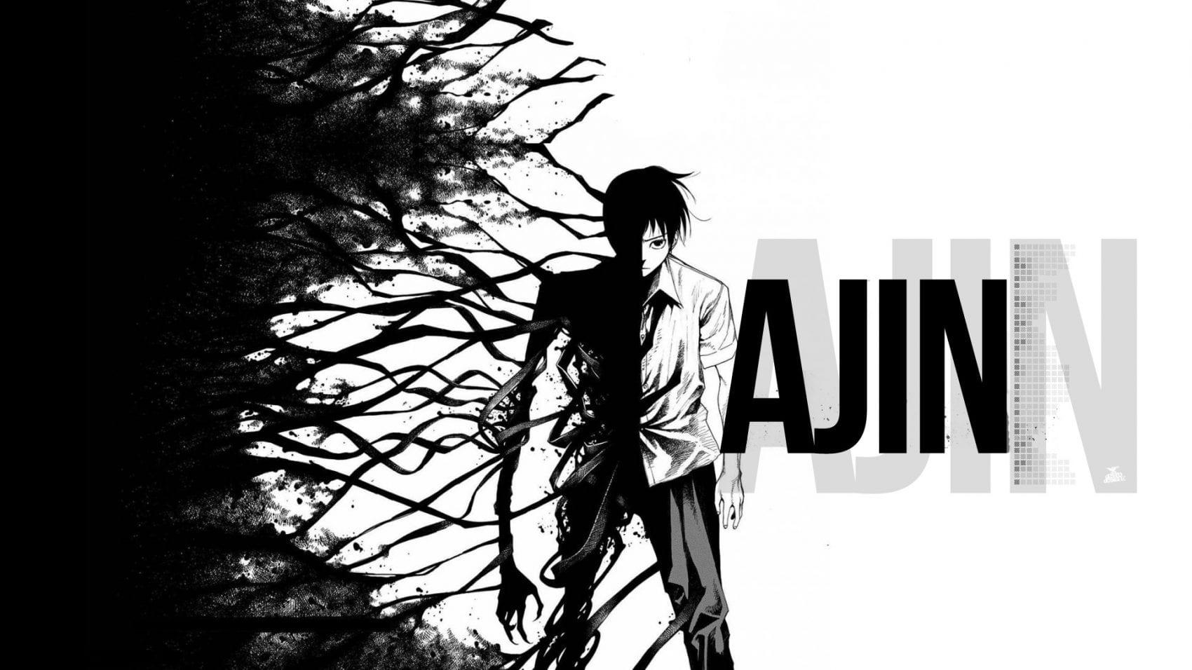 REVIEW – Ajin