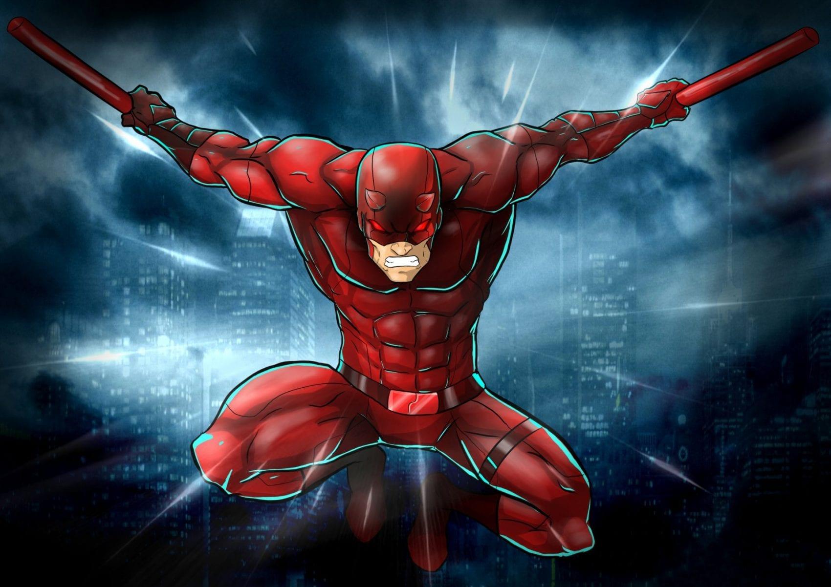 Daredevil Zoom 1