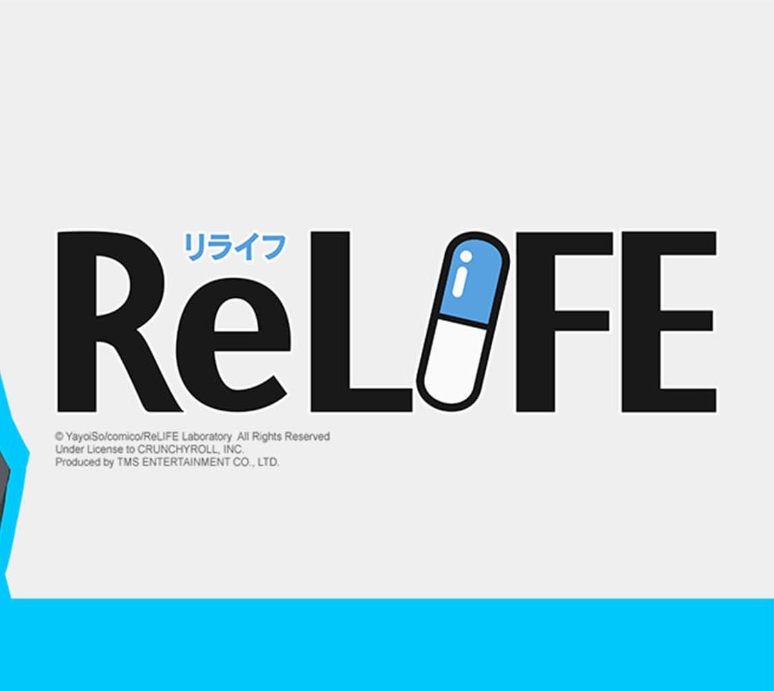 REVIEW – ReLife (anime)