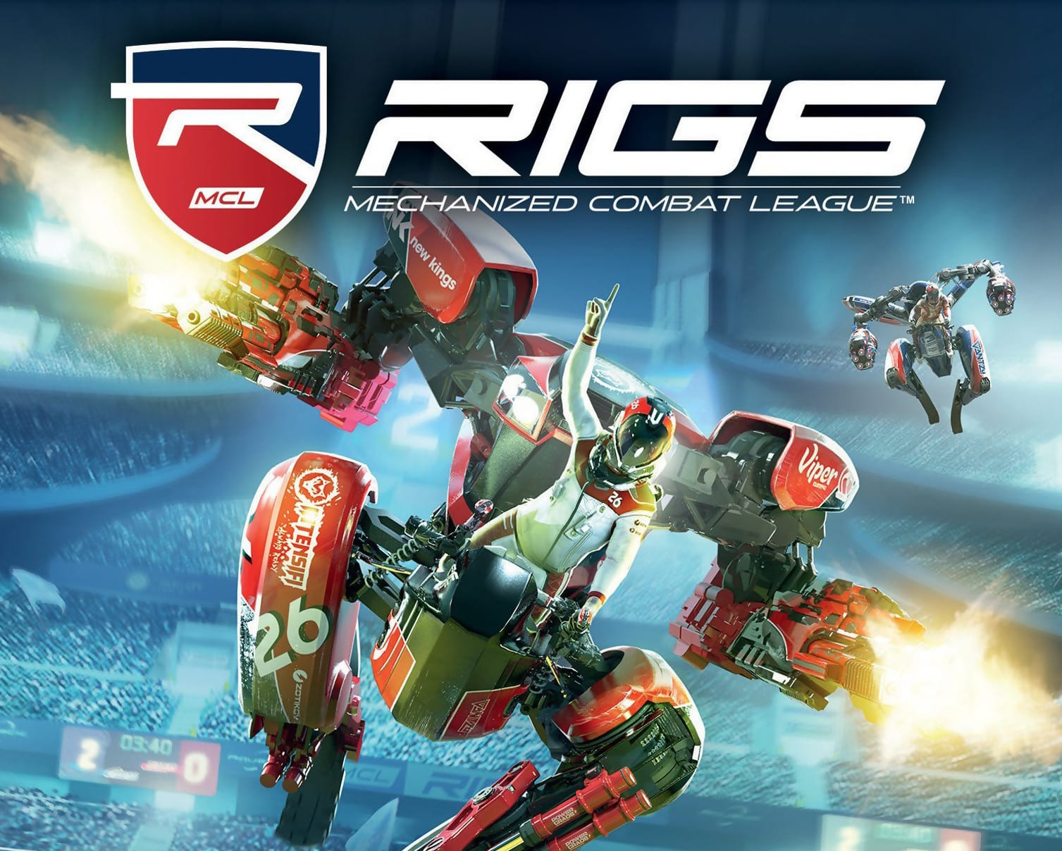 TEST – RIGS : Mechanized Combat League VR
