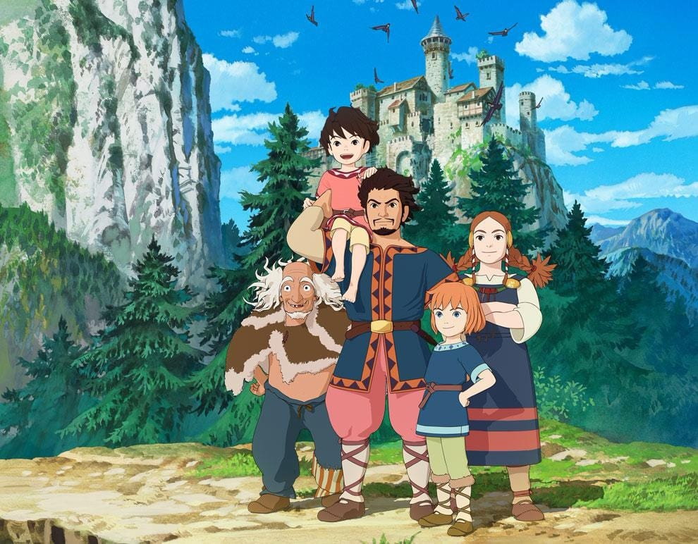 NEWS – Ronia the Robber's Daughter