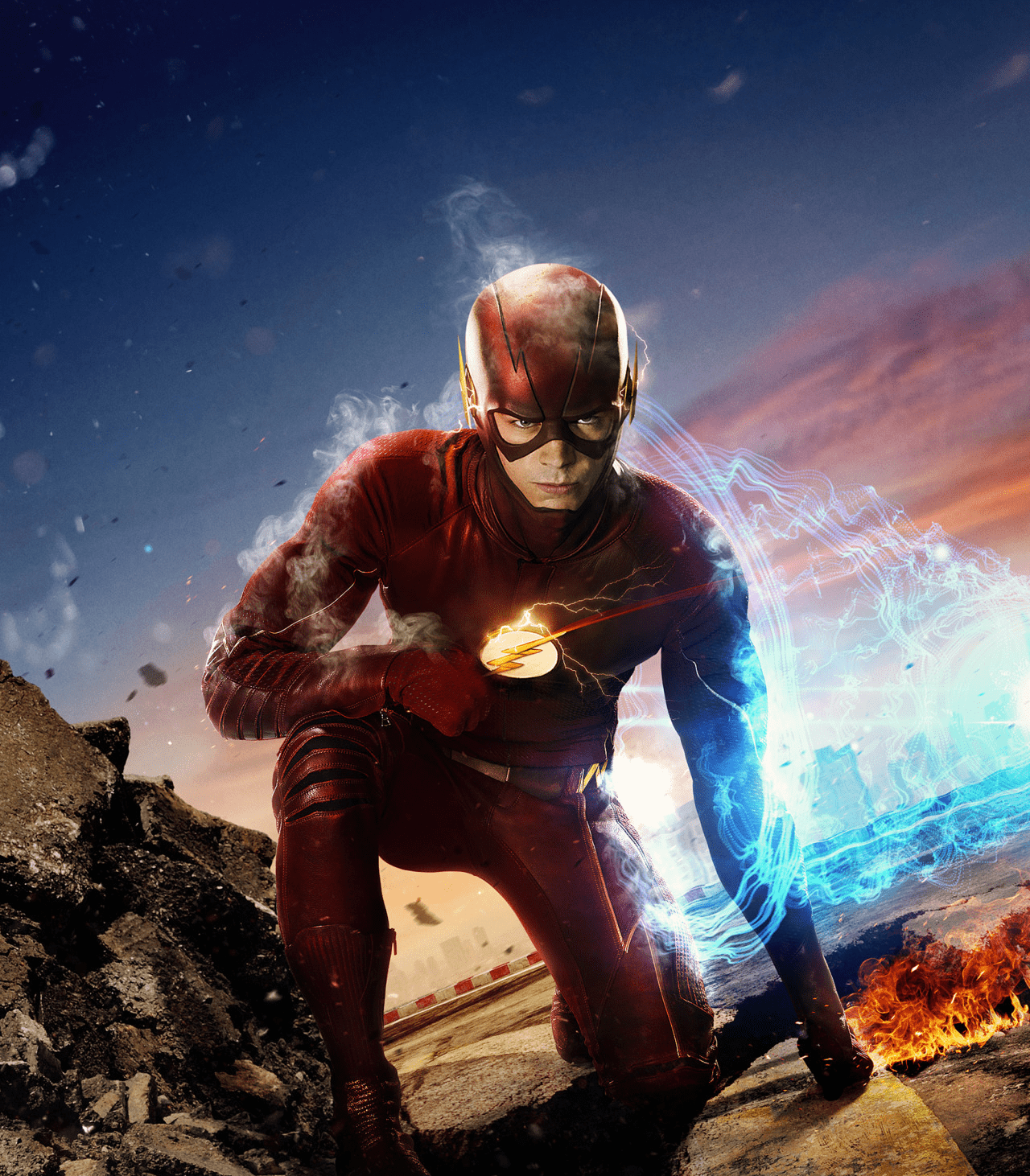REVIEW – The Flash S03E01