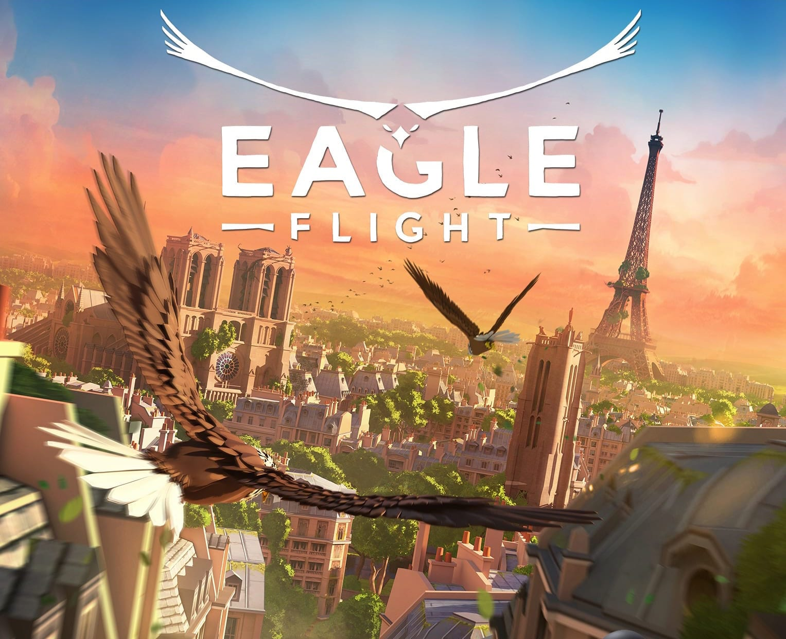 TEST – Eagle Flight