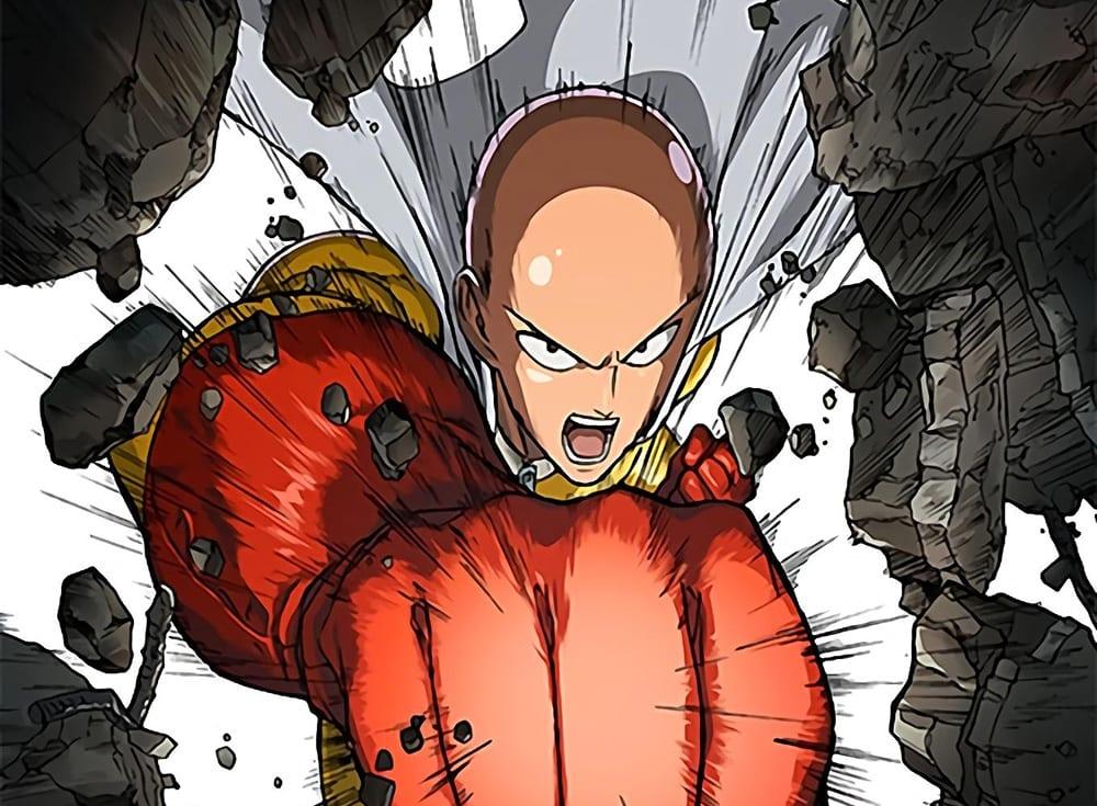 SERIE – Coffret One Punch Man