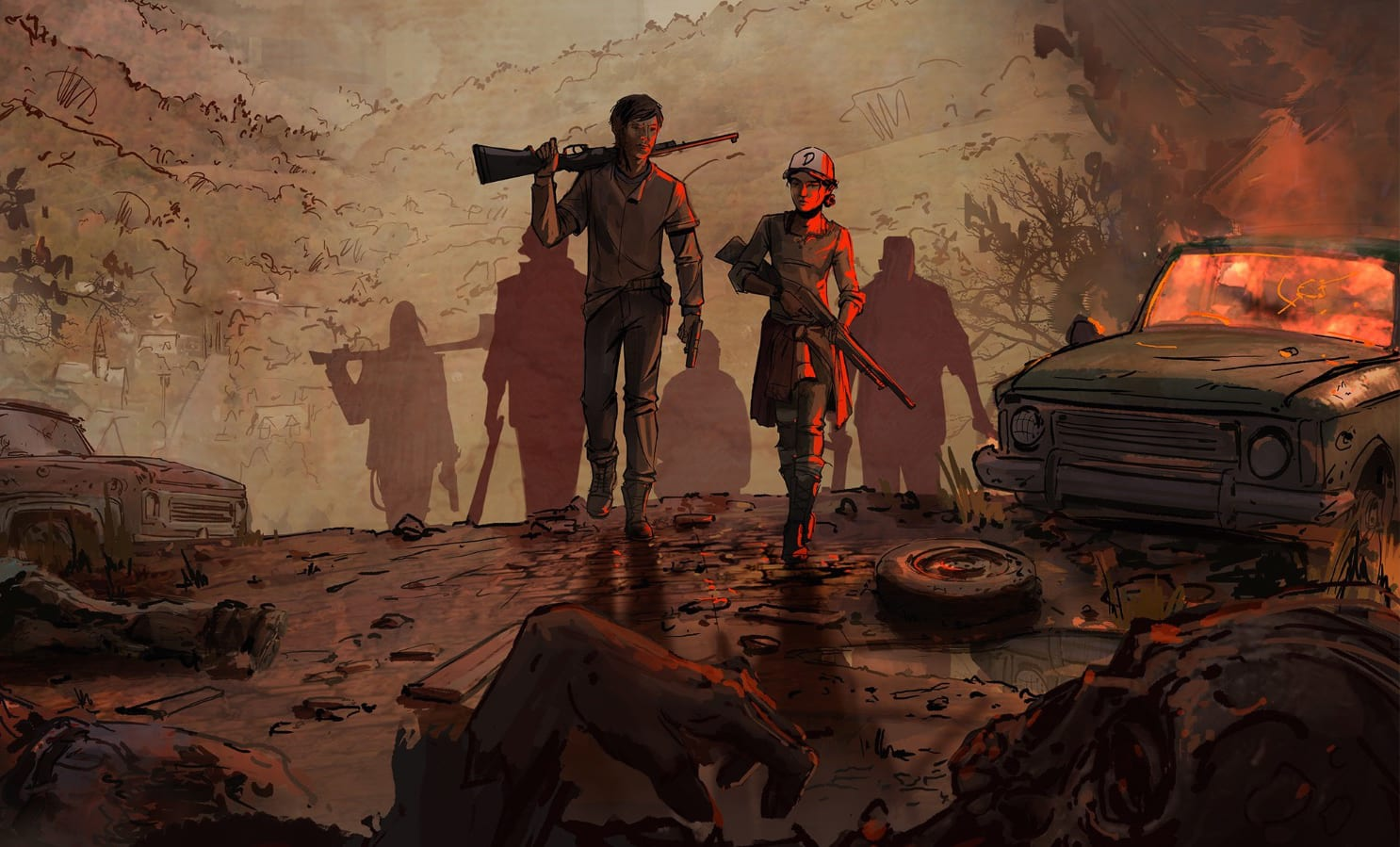 NEWS – The Walking Dead: A New Frontier