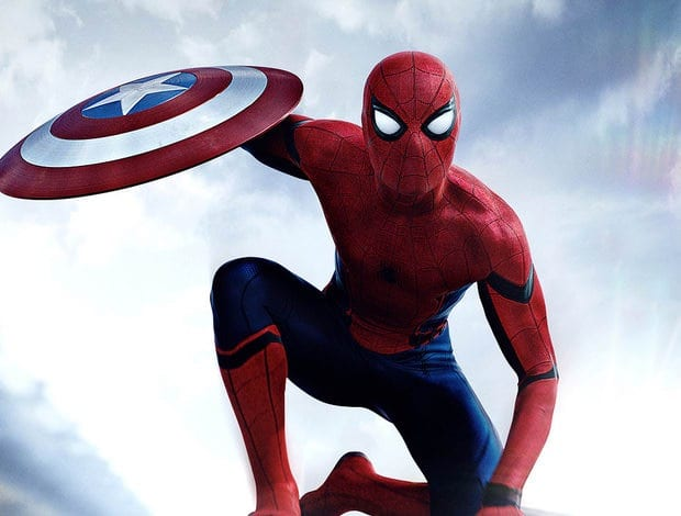 TRAILER – Spiderman Homecoming