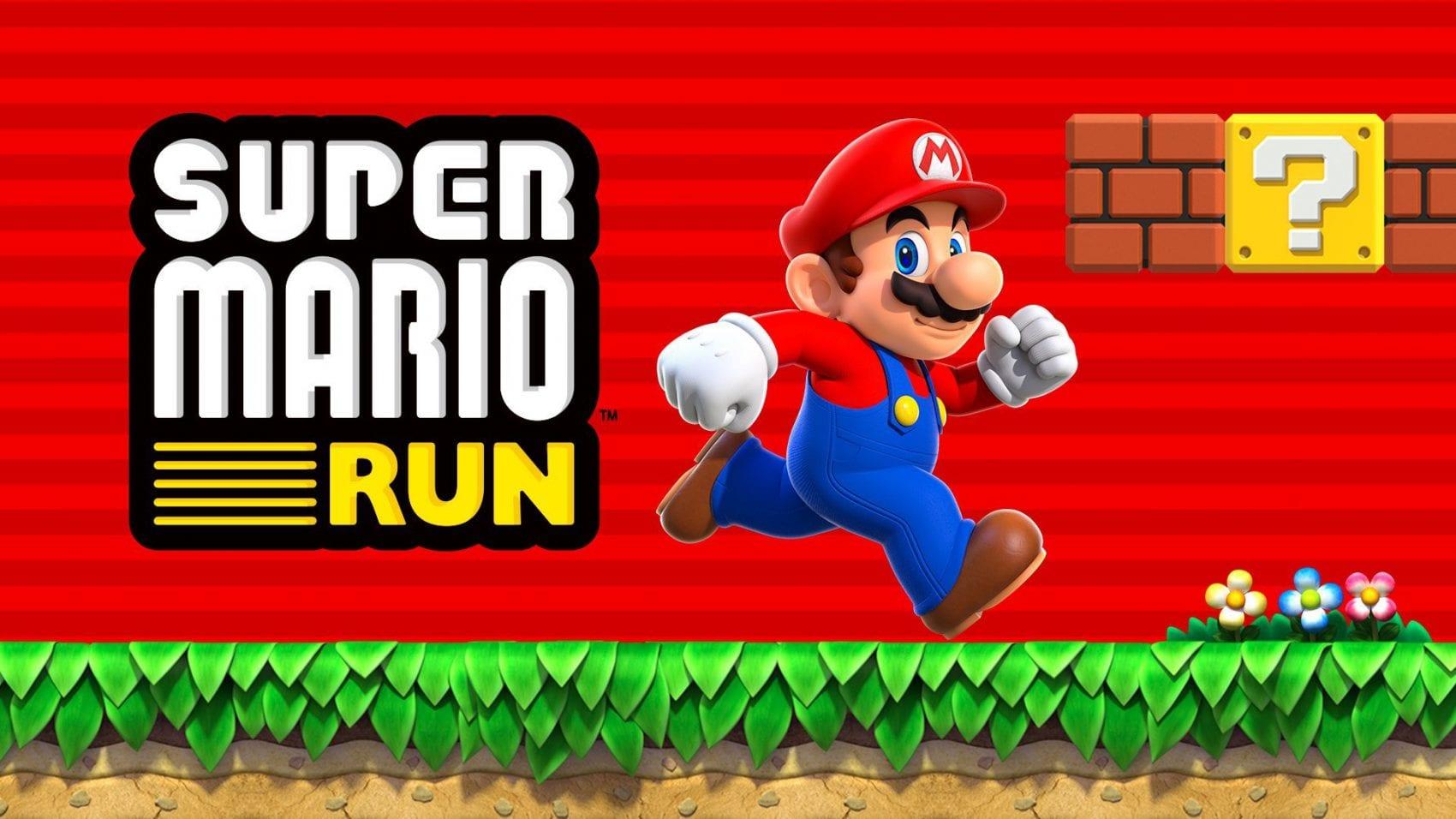 TEST – Super Mario Run