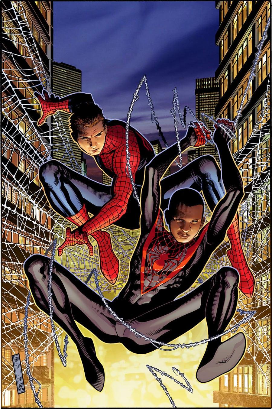 Spiderman News My Geek Actu 2